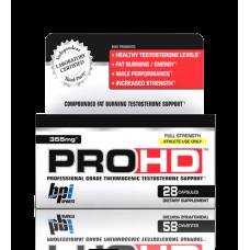 PRO HD, 28 caps