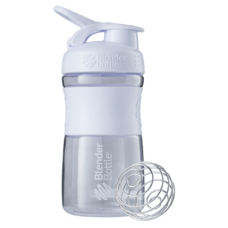 SPORTMIXER, 590ml Clear/White