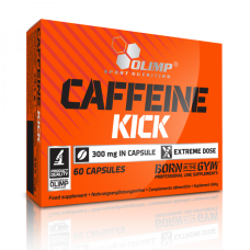 Caffeine Kick, 60caps