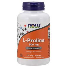 L-Proline 500, 120 veg caps