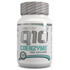 Coenzyme Q10 - 100 mg, 60 caps