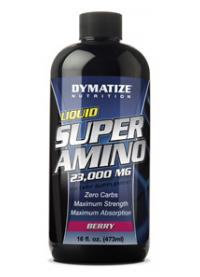 dymatize nutrition super amino liquid, 474 мл