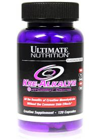 "ultimate nutrition kre-alkalyn 120 таб  <span style=""font-size: 13px; color: red; font-weight: bold;"">(срок доставки 1-3 дня)</span>"