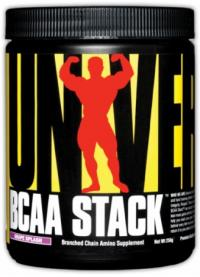 universal nutrition bcaa stack, 250 г