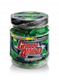 ironmaxx green amino, 500 caps