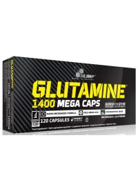 olimp labs glutamine mega caps 1400, 120caps