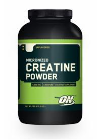 optimum nutrition creatine powder, 300 гр.