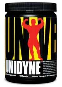 universal nutrition unidyne, 130 капс.