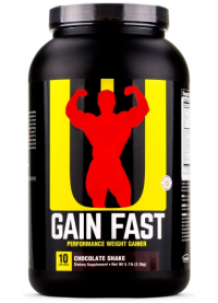 universal nutrition gain fast, 2300g