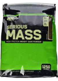 optimum nutrition serious mass 5,45кг