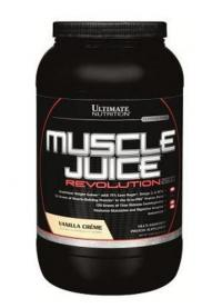 ultimate nutrition muscle juice revolution 2600  2,12 кг