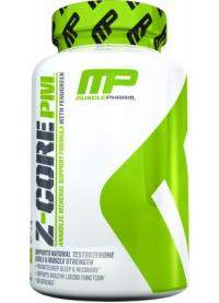 muscle pharm z-core pm, 60caps