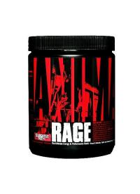 universal nutrition animal rage, 333 g.