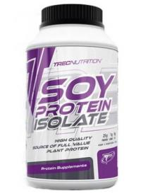 trec nutrition soy protein isolate, 650g