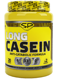 steelpower nutrition long casein, 900g
