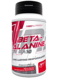 trec nutrition beta-alanine 700, 60caps