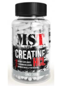 mst nutrition creatine hcl, 90 caps