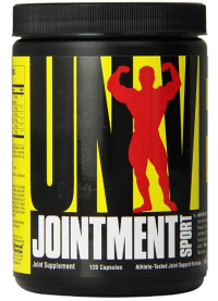 universal nutrition jointment sport, 120 caps