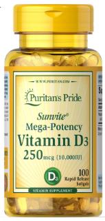 d vitamin 100 mcg