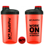 MultiPro Shaker, 700ml RED